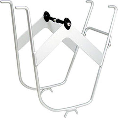 NUOVO Dual Side Topeak MTX CORNICE PER SERIE Rack FASCIO MTX-Argento