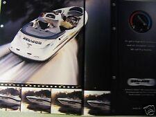 "2002 Sea Doo Challenger 200 Sports Boat-8.5x10.5""-Bombardier-Original Print Ad"