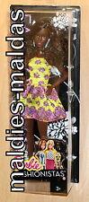 Barbie Fashionistas Glam Party Ethnic gelbes Kleid DGY65 NEU/OVP Puppe
