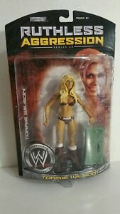 Wwe Ruthless Aggression Figurine Torrie Wilson (096)