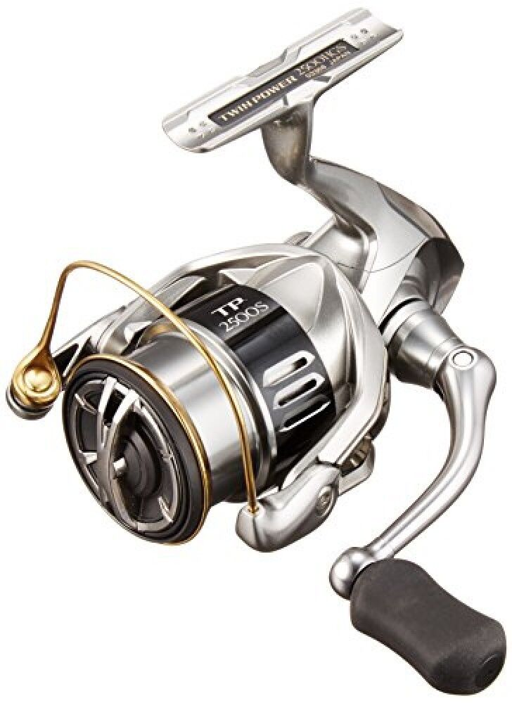 Shimano Spinning Reel 15 Twin Power 2500 HGS aus Japan F S