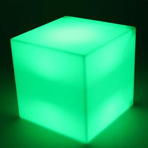 Light3 Cubic Moodlight Cube Mood Lamp Colour Change