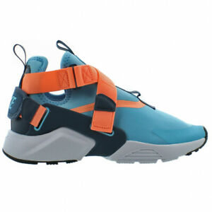 Details about Nike Huarache City (GS) Big Kids' Shoes Blue Gaze AJ6662 404