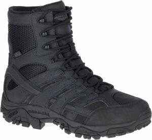 MERRELL-Moab-2-8-034-Waterproof-J15845-Tactiques-Militaires-de-Combat-Bottes-Hommes