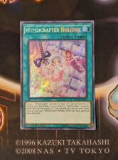 INCH-EN021 Secret Rare 1st Edition NM The Witchcrafter Holiday