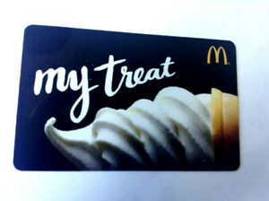 McDonald-039-s-2017-ARCH-GIFT-CARD-034-SURPRISE-MY-TREAT-034-SOFT-ICE-CREAM-NO-VALUE-NEW