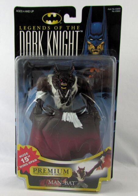 1997 Batman Legends of the Dark Knight Man-Bat Premium Action Figure Kenner New