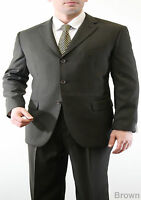 Professional Mens Suit 2 Piece Father Of The Groom Wedding Attire Prom Dance
