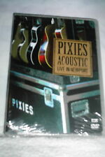 Pixies: Acoustic: Live in Newport DVD, Pixies, Michael B Borofsky New in Shrink