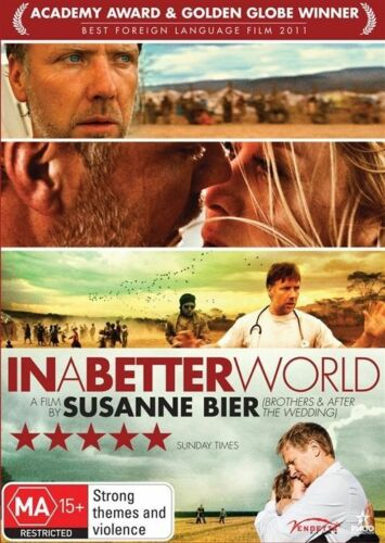1 of 1 - In a Better World DVD R4 NEW