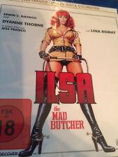 Ilsa the Mad Butcher (Blu-Ray Region Free) SEALED Fast Shipping