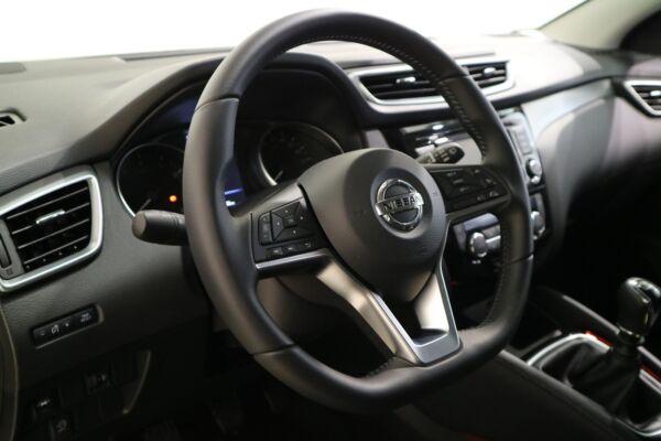 Nissan Qashqai 1,3 Dig-T 140 N-Connecta - billede 4