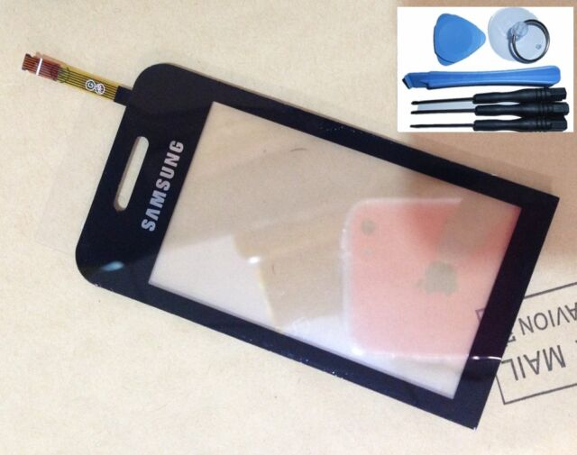 full new black Original Touch Screen for Samsung  S5230 +Tools