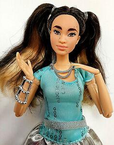 Barbie Mattel made to move Fashionistas Nr.161 Hybrid Doll