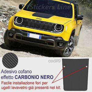 Adesivo-cofano-Jeep-Renegade-CARBONIO-fori-lavavetri-sticker-jeep-bonnet-cod-9