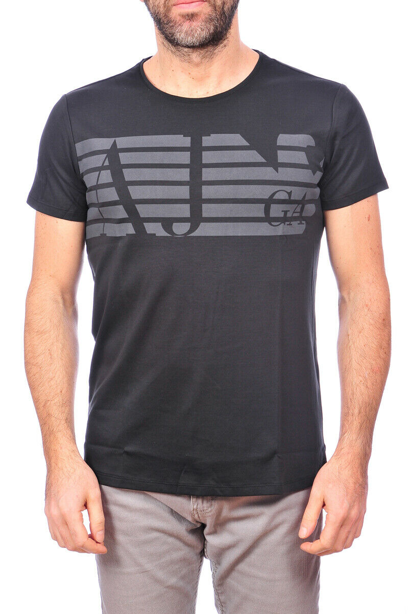 Armani Jeans AJ camiseta Sudadera Ajustada Hombre Negro B6H74BR 12  Talla. XXS putoffer  hasta 42% de descuento