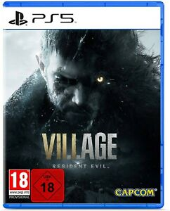 Resident Evil 8 Village (PS5) (NEU & OVP) (UNCUT) (Blitzversand)