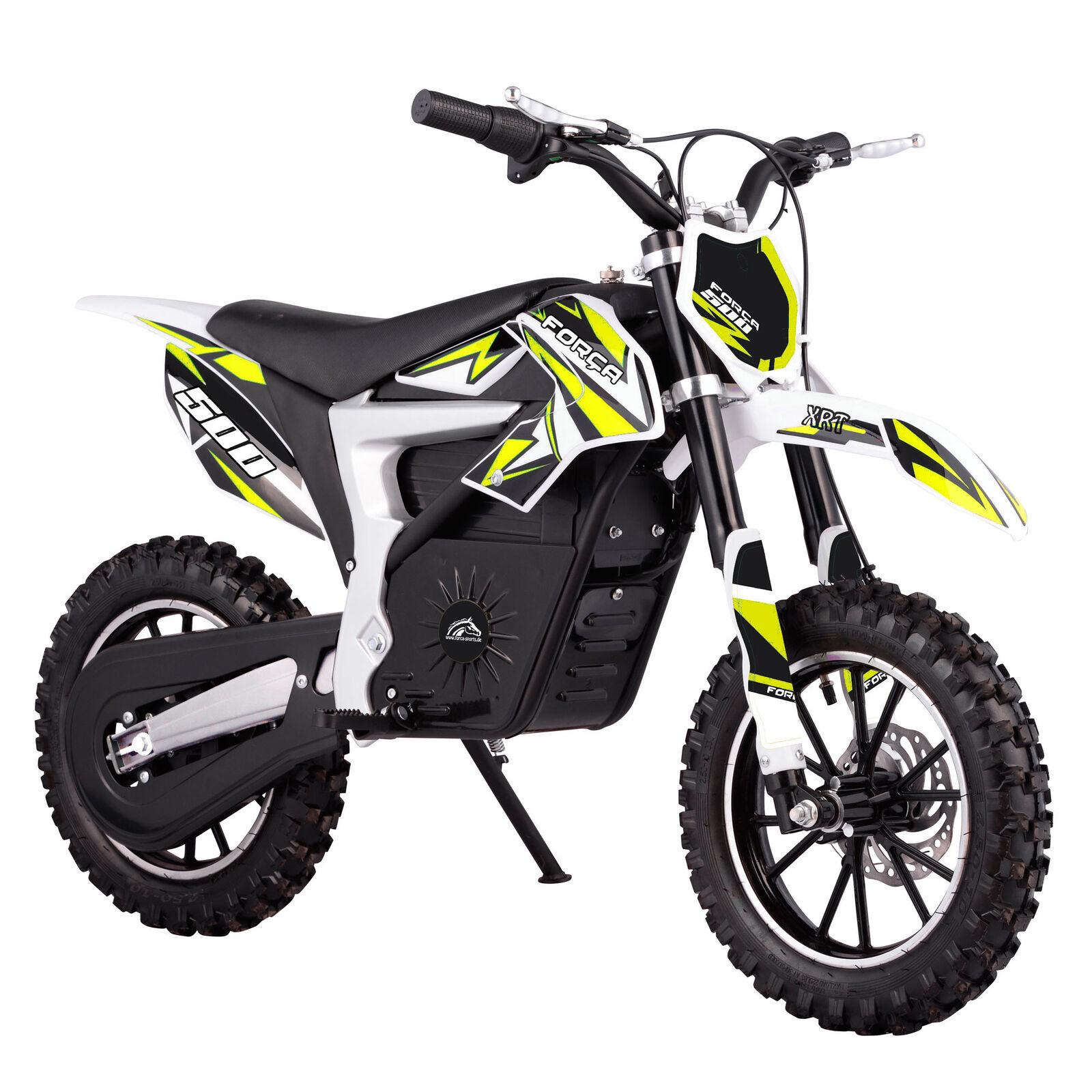 Força Motocross Electrostatique Dirtbike 500W E-Bike (Vélo Électrique) Scooter