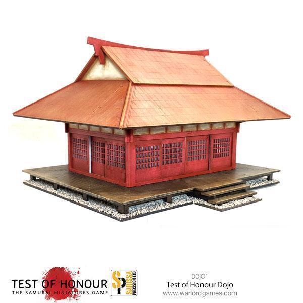 TEST OF HONOUR DOJO - TEST OF HONOUR - WARLORD GAMES