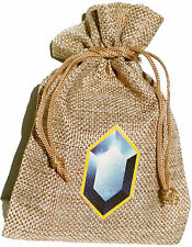 Hochwertiger Rubin-Beutel Link Cosplay The Legend of Zelda Merchandise Blau