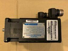 Danaher Ahd70c4 44s Servo Motor Kollmorgen Atlas Copco For Parts Or Repair