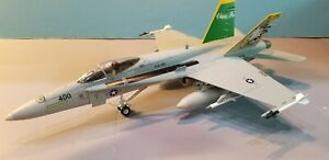 ARMOUR-98072-US-NAVY-034-CHIPPY-HO-034-F-A-18-034-HORNET-034-1-48-SCALE-DIECAST-MODEL