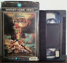 VHS FILM Ita Commedia VACATION original lampoon's 1° ed ex nolo no dvd(VHS13)