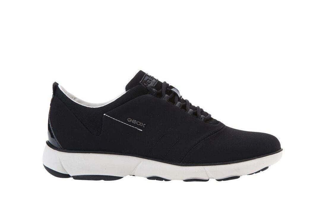 Molto comoda da donna scarpe da ginnastica di Geox D NEBULA a d621ea 00011 c9999 AM Uomoo