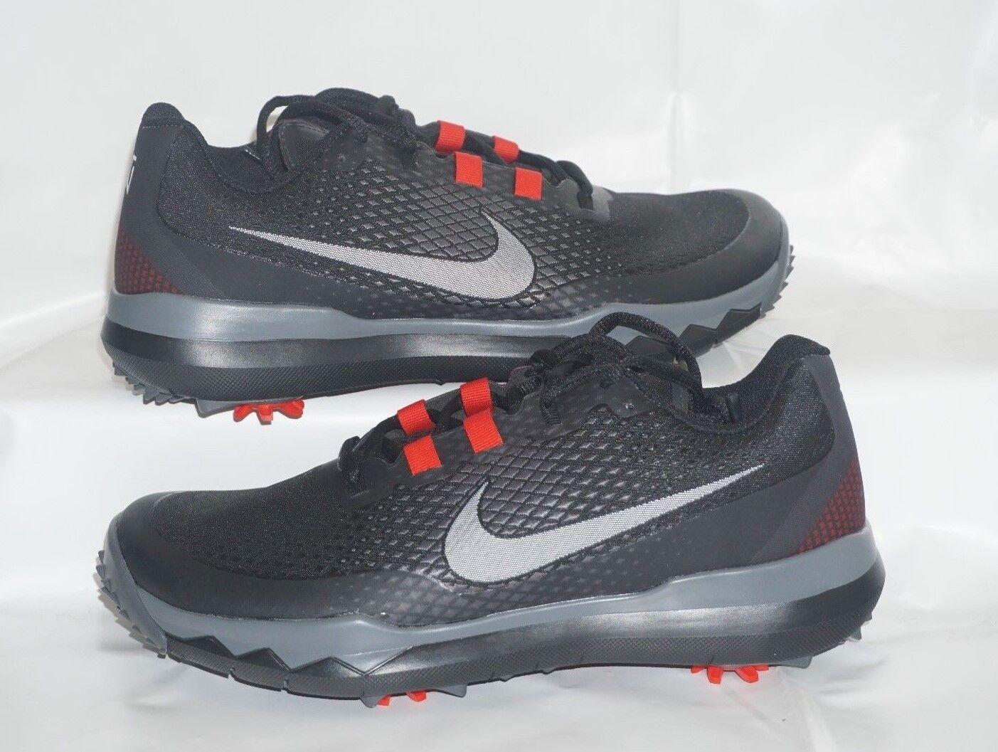 Men's Nike WOODS NIKE TW 15 TIGER WOODS Nike Golf Shoes - Size 8 US 6743c0
