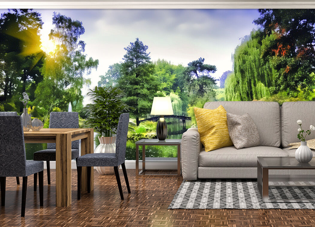 3D Nice scenery 989 Wall Paper Print Wall Decal Deco Indoor Wall Murals