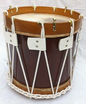 renaissance drum 14x12 military heritage drum reproduction civil war snare ebay. Black Bedroom Furniture Sets. Home Design Ideas