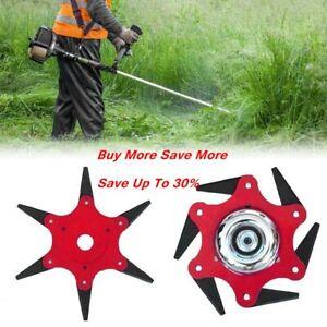 6Steel-Blades-Razors-65Mn-Lawn-Mower-Grass-Eater-Trimmer-Head-Brush-Cutter-Tools