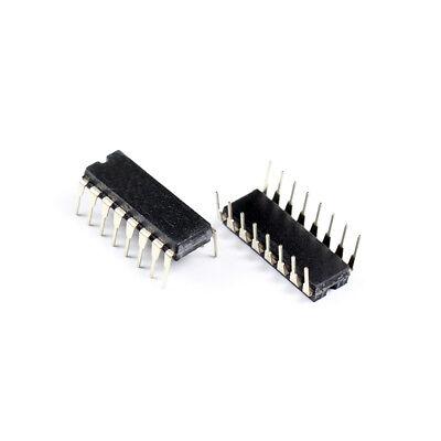 5PCS MC14053BCPG IC MUX//DEMUX TRIPLE 2X1 16DIP MC14053 14053 MC14053B 14053B MC1