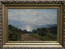 DUNCAN CAMERON 1837-1916 SCOTTISH VICTORIAN LANDSCAPE OIL PAINTING ART PROVENANC