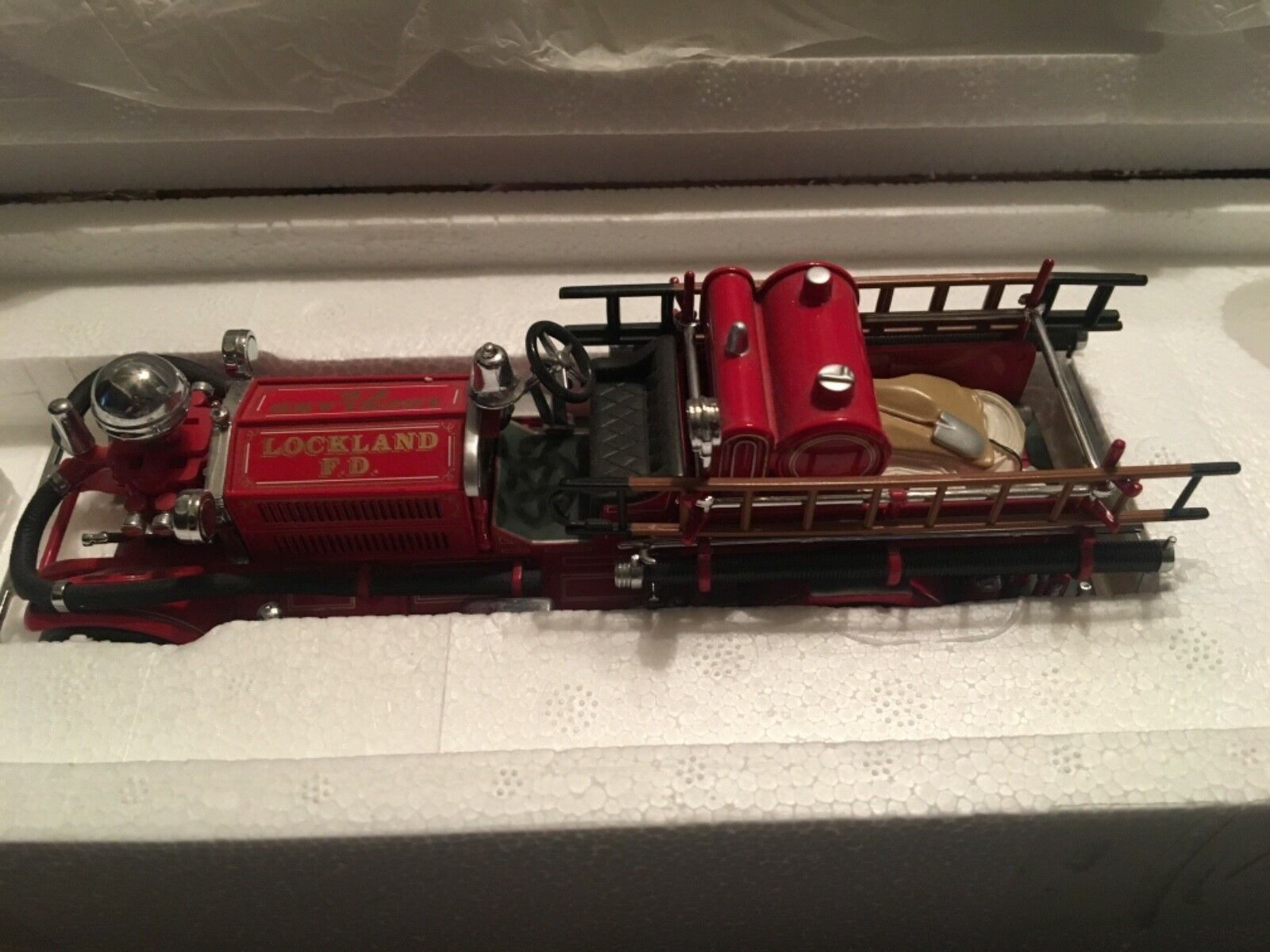 artículos novedosos Matchbox 1927 Ahren's Fox Die Cast bomberos bomberos bomberos escala 1 43 ysfe 04-M  Entrega gratuita y rápida disponible.