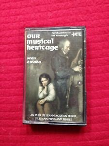 Irish-traditional-music-uilleann-pipes-fiddle-Sean-O-039-Riada-Free-Postage