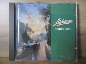 Chris Rea – Auberge   CD Album Europe 1991 Soft Rock   EASTWEST 9031-75693-2 YS