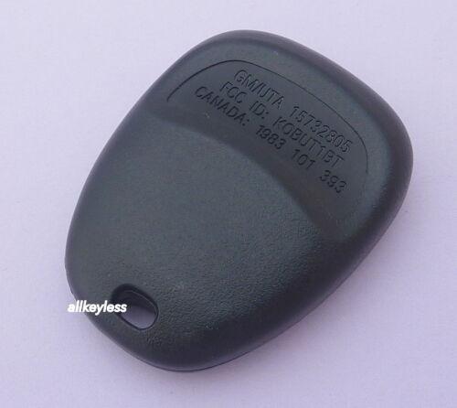 Original GM CHEVROLET GMC OLDS keyless entry remote fob transmitter 15732805 OEM