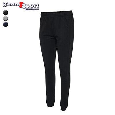 hummel hmlZIBA Tapered Jogginghose Damen Trainingshose Fitness Sporthose 207973