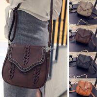 Fashion Women Shoulder Bag Leather Handbag Hobo Tote Purse Satchel UTAR