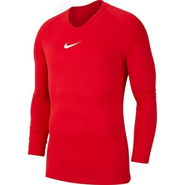 NIKE Herren Fußball Longsleeve Shirt DRI FIT PARK Warm Trikot Layer AV2609 302