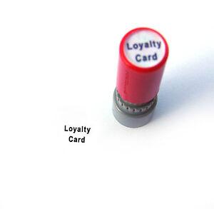 10mm-Custom-Business-Logo-Name-Reward-Loyalty-Card-Flash-Stamp-Pre-Self-Inking