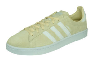 the latest d300e 067ee Image is loading adidas-Originals-Campus-Mens-Suede-Leather-Sneakers-Retro-