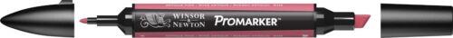 Winsor /& Newton PROMARKER Twin Tip Gráfico marcador pluma-Rojo Y Rosa Colores