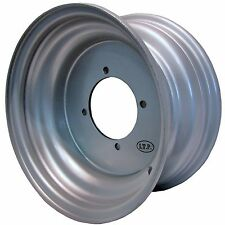 1025787700 ITP Steel ATV Wheel 10x5 2+3 4//110 Silver 37-0845 57-9322 15R411