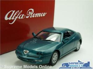 Alfa-Romeo-GTV-Voiture-Modele-Echelle-1-43-Solido-Tin-DEALER-SPECIAL-1995-Sports-K8