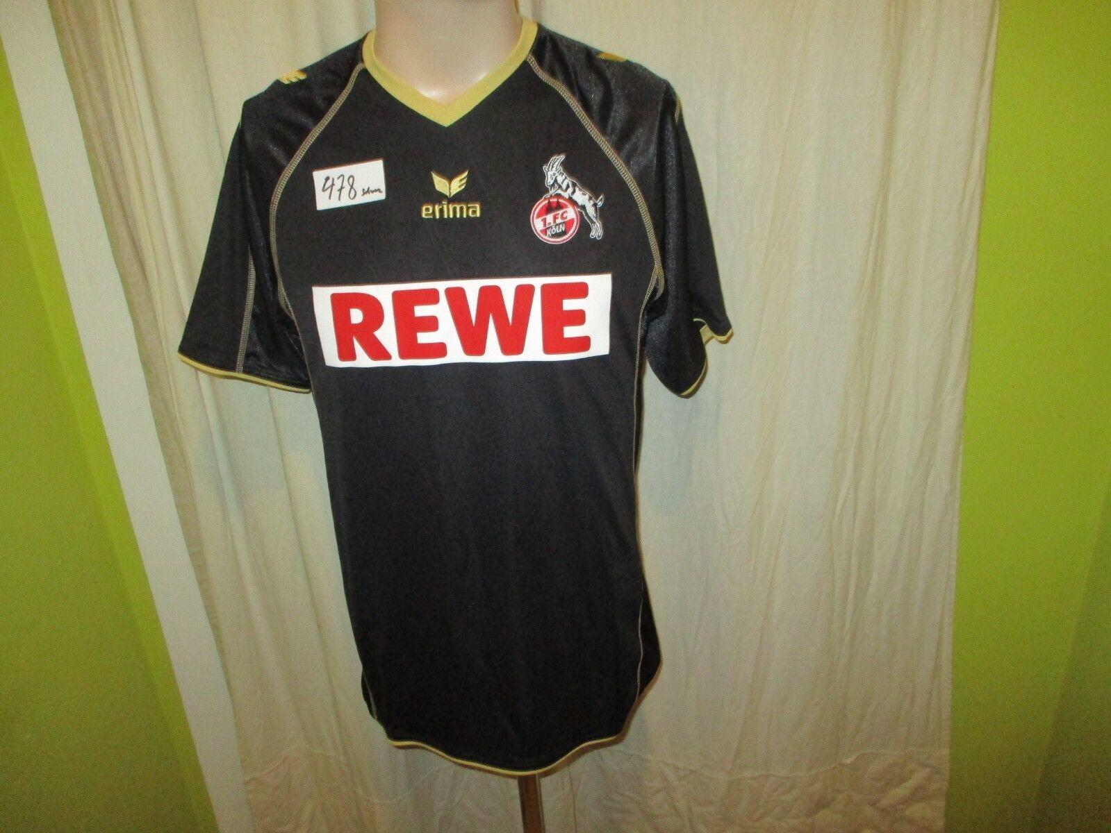 1.FC Köln Original erima Ausweich Trikot 2014 15  REWE  Gr.M Neu  | Neuheit