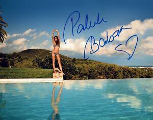 Barbara Palvin Autographed Signed 8X10 COA Victoria Secret