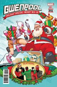 GWENPOOL-HOLIDAY-SPECIAL-MERRY-MIX-UP-1-1ST-PRINT-VF-NM