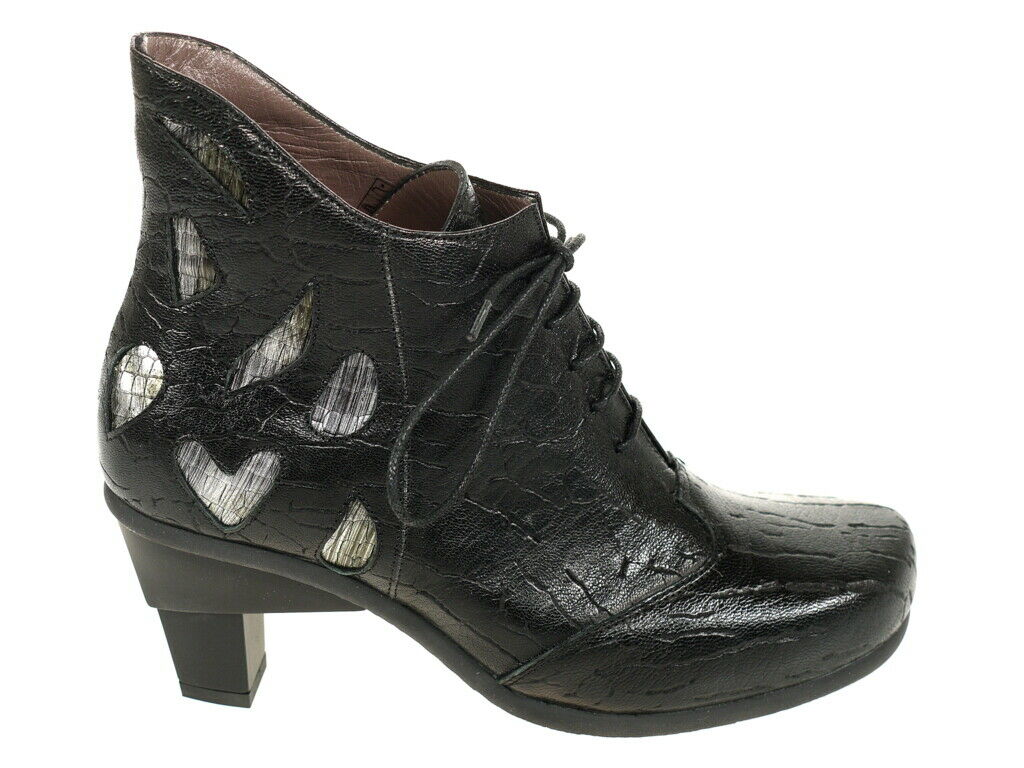 Lisa Tucci Schuhe Stiefelette Art. Bologna schwarz Gr. 37,5 Neu OVP